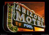 Arizona Motel Affischer av Don Stambler