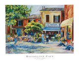 Rousillion Cafe Posters by Linda Lee