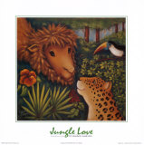 Jungle Love IV Art by Marisol Sarrazin