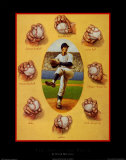 The Art of the Pitch Poster par David Marrocco