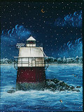 Winters Nite Watch Prints by Jessica Fries
