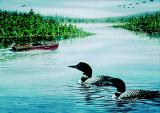 Classic Lake Cruiser Poster by Darryl Vlasak