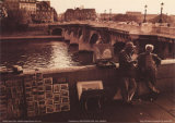 Dieux Parisiens a la Seine Prints by Jason Ellis