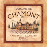 Domaine de Chamont, 1993 Prints by Richard Henson