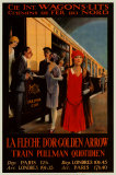 Pullman Carriage Posters