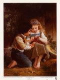 Special Moment, 1874 Prints by Emile Munier