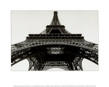 Torre Eiffel Láminas por Steven Crainford