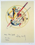 Aquarelle aus Dem, 1922 Posters by Wassily Kandinsky