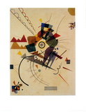 Ringsum 1924 Art by Wassily Kandinsky