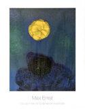 Ursachen Der Sonne, 1960 Posters av Max Ernst