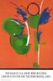 Mary Mary, 1990 Serigraph by Helen Frankenthaler