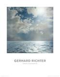 Paysage marin, 1969 Affiches par Gerhard Richter