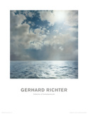 Pejzaż morski, 1969 Reprodukcje autor Gerhard Richter