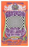 Grateful Dead in Concert, 1966 Plakater af Bob Masse