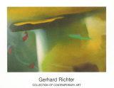 Composizione astratta, 1977 Poster di Gerhard Richter