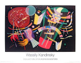 Komposition X, 1939 Prints by Wassily Kandinsky
