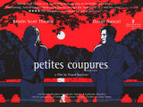 Malé říznutí (Petites Coupures) Plakát