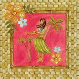 Tiki Girl IV Posters by Jennifer Brinley