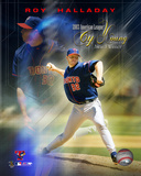 Roy Halladay - 2003 American League Cy Young Award Winner Photo
