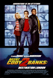 Agent Cody Banks 2- Destination London Plakater