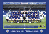 Leicester City FC - Team Prints