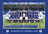 Leicester City FC - Team Prints