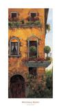 Verona Balcony II Prints by Montserrat Masdeu