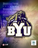 Brigham Young University Logo Photo