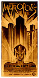Metropolis Giclee Print by Schulz-Neudamm 