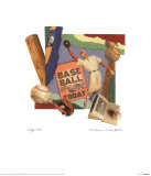 Safe Hit Prints by Melissa Markell