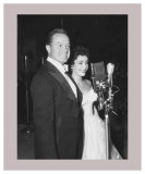 Bob Hope and Elizabeth Taylor Prints