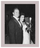Bob Hope and Elizabeth Taylor Poster