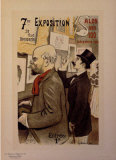 7me Exposition Prints by J. A. Cozals