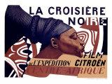 La Croisiere Noire Giclee Print by Basil Schoukhaeff
