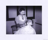 Women at War: Barbers Print