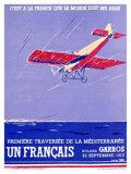 Un Francais Giclee Print