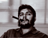 Che Guevara - La Havane, Cuba 1963 Affiches par Rene Burri