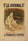 Le Coupable Prints by Th&#233;ophile Alexandre Steinlen