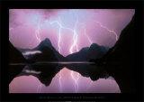 Milford Sound Lake Plakater af Daryl Benson