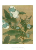 Magnolia and Praying Mantis Kunst