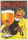 Biere de L'Eclair Print