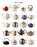 Tea-Time Posters