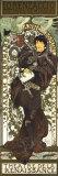 "Plakat ""Lorenzaccio"" Poster von Alphonse Mucha"