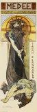 Medea Kunst von Alphonse Mucha