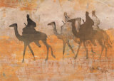 Caravane Print by Ben Ouaghrem
