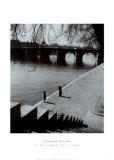 The Pont-Neuf, Paris Print by Edouard Boubat