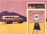 Havanita Posters by Elio Ciol