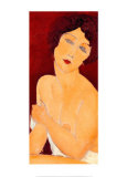 The Beautiful Roman Girl Prints by Amedeo Modigliani