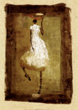 Aissata Prints by Charlotte Derain