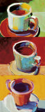 Three Cups o' Joe II Posters by Robert Burridge